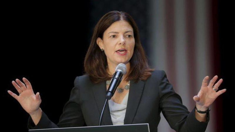 Sen. Kelly Ayotte New Hampshire