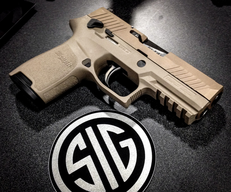 Sig Sauer Will Build Army's New Gun in New Hampshire