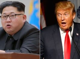 North Korea Tensions Trump Kim Jong Un
