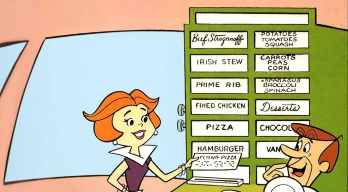 kitchen of the future - The Jetsons